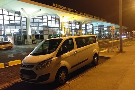 Transfert avec Aéroport
