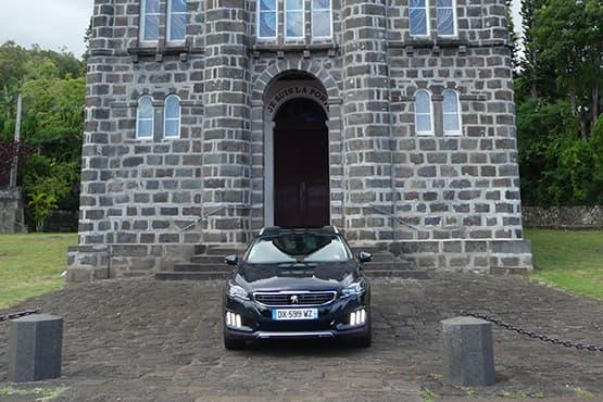 Service de transport avec Chauffeur privé à Etang Salé La Réunion