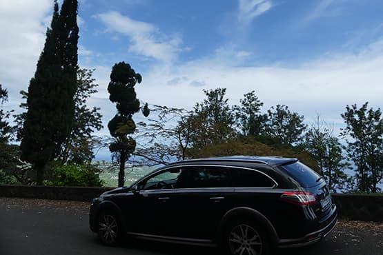 Service de transport avec Chauffeur privé à Le Tampon La Réunion