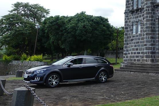 Service de transport avec Chauffeur privé à Les Avirons La Réunion